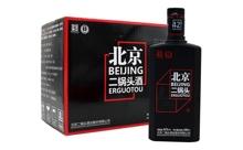 52度永丰牌北京二锅头黑瓶红标一箱