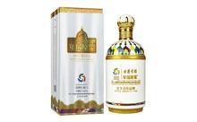 45度古井贡酒哈萨克斯坦世博会纪念酒 750ml