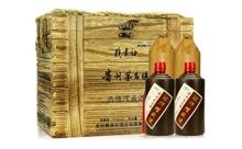 52度贵州茅台镇赖贵初酒糟埋藏酒木盒装500mlx4瓶