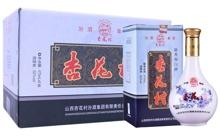 2009-2010年52度汾酒杏花村一箱