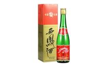 55度老绿瓶高脖西凤白酒500ml