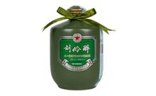54度刘伶醉建军节纪念酒500ml