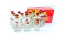 38度施洲山原纯粮酿造浓香型酒一箱