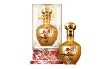 52度西凤酒名酿名品级金瓶500ml