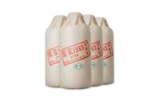 53度郑酒师原浆1983纯粮食 500mlx4瓶