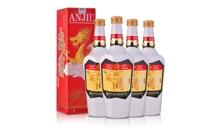 55度贵州安酒祥龙套装500mlx4瓶