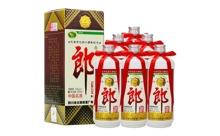 53度郎酒改革开放40周年纪念酒一箱