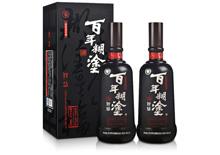 43度百年糊涂智慧酒(2瓶)500ml