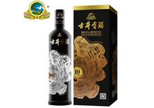 55度古井贡酒岁月经典10年轮版700ml