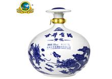 50度古井贡酒青花大坛酒2.5L