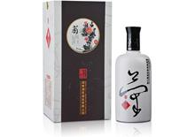 52度湘泉四君子酒中妙品(菊酒)500ml