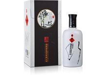 52度湘泉四君子酒中妙品(竹酒)500ml