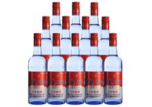 53度红星蓝瓶二锅头酒1箱