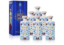 50度蘭陵陳香藍尊瓷瓶酒一箱