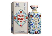 39度兰陵瓷瓶陈香酒250ml