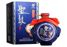 42度湖南湘泉酒业圣鼓酒500ml