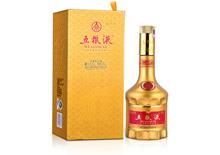 52度五粮液丙申猴年纪念酒(金)375ml