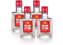 2008-2010年 50度沱牌大曲酒(4瓶)125ml