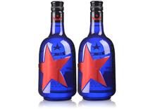 43度红星蓝界酒(2瓶)500ml