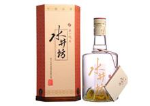 38度水井坊井台瓶酒500ml