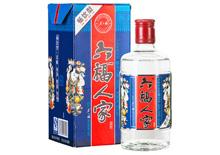 42度2007年金六福六福人家酒250ml