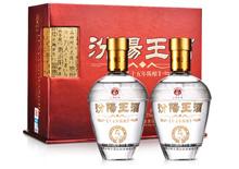 53度2007年-2009年汾阳王酒15陈酿礼盒225ml