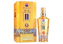 52度茅台贵州王金樽典藏8年辉煌酒500ml