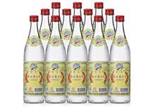 62度绿标衡水老白干酒(12瓶)500ml
