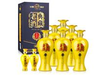 53度帝王黄迷你版酒(2瓶)475ml