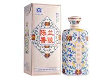 50度蘭陵瓷瓶陳香酒500ml