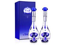 45度洋河蓝色经典梦之蓝M3(2瓶)500ml