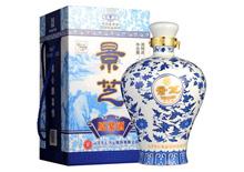 62度景芝青花瓷原浆酒1.5L