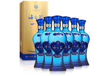 46度洋河蓝色经典海之蓝酒一箱