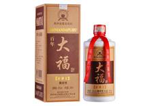 53度百年大福老酒王酒500ml