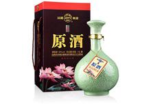 52度汾酒臻酿原酒(大青花酒)1.5L