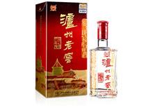 52度泸州老窖六年陈头曲酒(金卡装)500ml