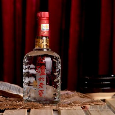 52度泸州老窖六年陈头曲酒(北京版)500ml图片