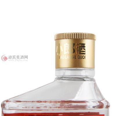 45度小瓶装炫彩小郎酒100ml图片