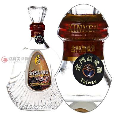 53度台湾金门高粱酒1958珍藏600ml图片