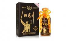 礼盒装53度亮剑军酒二十年珍藏500ml