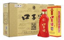 41度口子窖6年型 450mlx4瓶