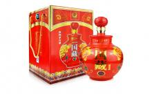 礼盒装52度贵州国藏原浆酒红大坛 1.5L