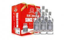 42度永丰牌北京二锅头酒享酌品鉴灰标一箱