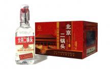 42度北京二锅头小方瓶一箱