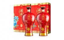 52度红色版泸州御酒国藏30年大坛装1.5lx2瓶