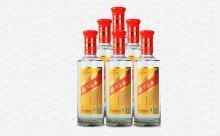 52度老罐老酒光瓶白酒一箱