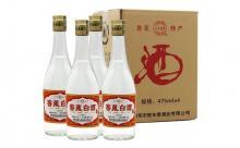 45度杏花村镇粮食酿造窖藏 475mlx4瓶