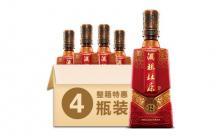 50度酒祖杜康12窖区500mlx4瓶