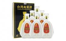 礼盒装58度阿里山台湾高粱酒窖藏礼盒一箱