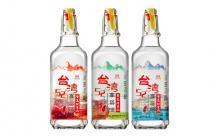 52度宝岛阿里山500mlx3瓶